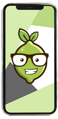 mobile with lime png